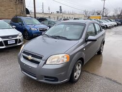 2008_Chevrolet_Aveo_LS_ Cleveland OH