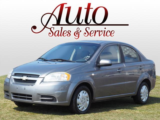 2008 Chevrolet Aveo LS Indianapolis IN