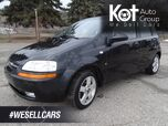 2008 Chevrolet Aveo LT, Sunroof , No Accidents!