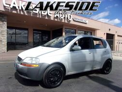 2008_Chevrolet_Aveo5_LS_ Colorado Springs CO
