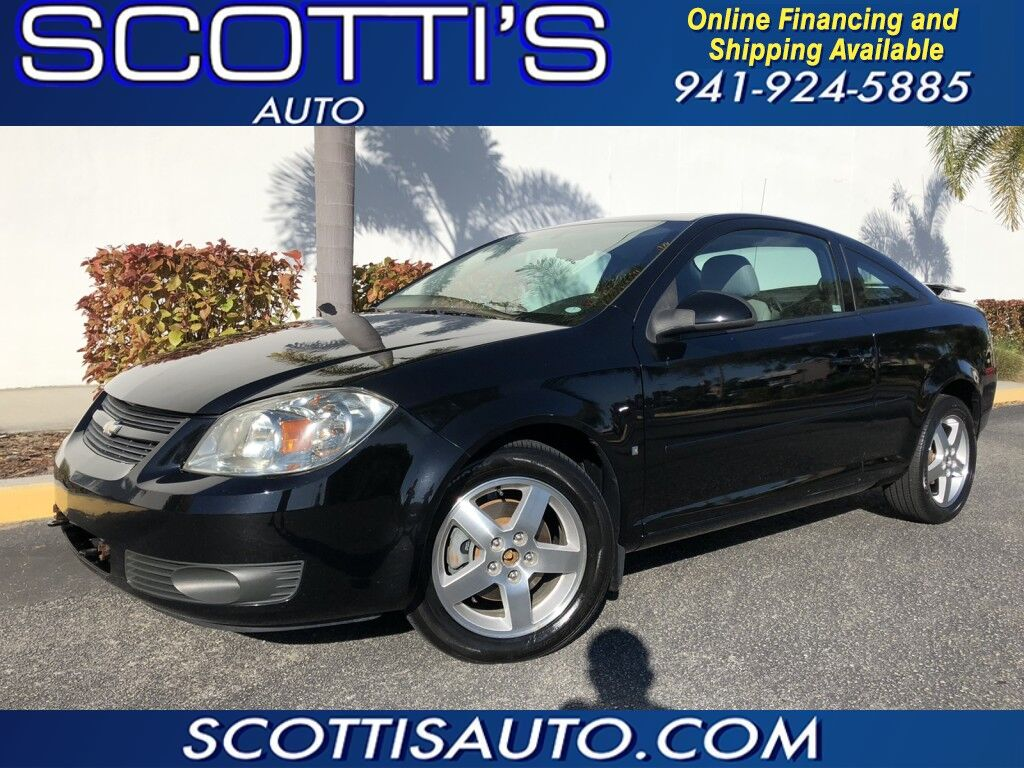 2008 Chevrolet Cobalt LT~ 1-OWNER~ AUTO~ LEATHER~ ONLY 72K MILES~ CLEAN CARFAX~ EXCELLENT CONDITION~ 1-OWNER~ NICE! LOOKS AND RUNS GREAT! CONTACT US TODAY! Sarasota FL