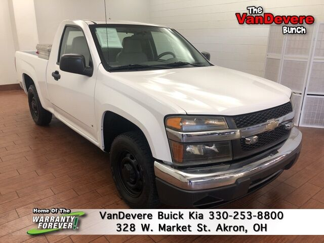 2008 Chevrolet Colorado  Akron OH