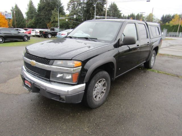 2008 Chevrolet Colorado LT w/1LT Roy WA