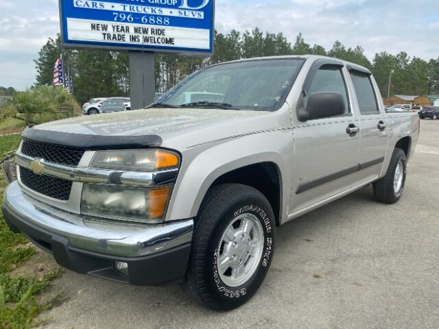 2008 Chevrolet Colorado LT1 Crew Cab 2WD Gaston SC