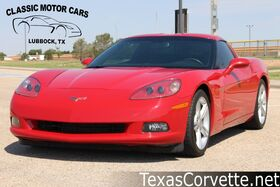 2008_Chevrolet_Corvette__ Lubbock TX