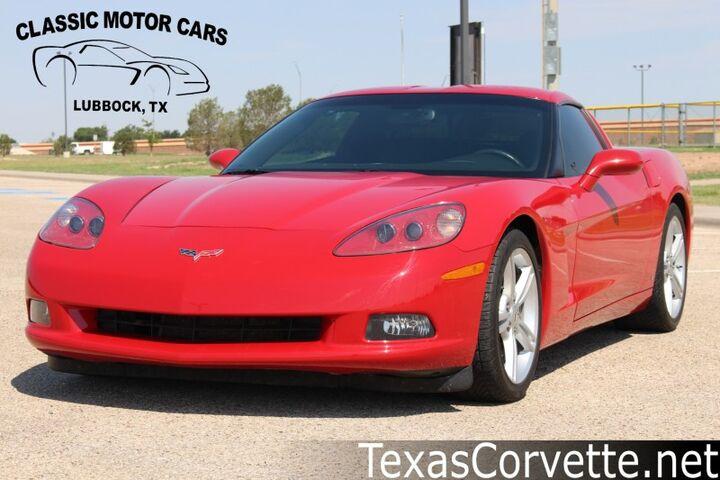 2008 Chevrolet Corvette  Lubbock TX