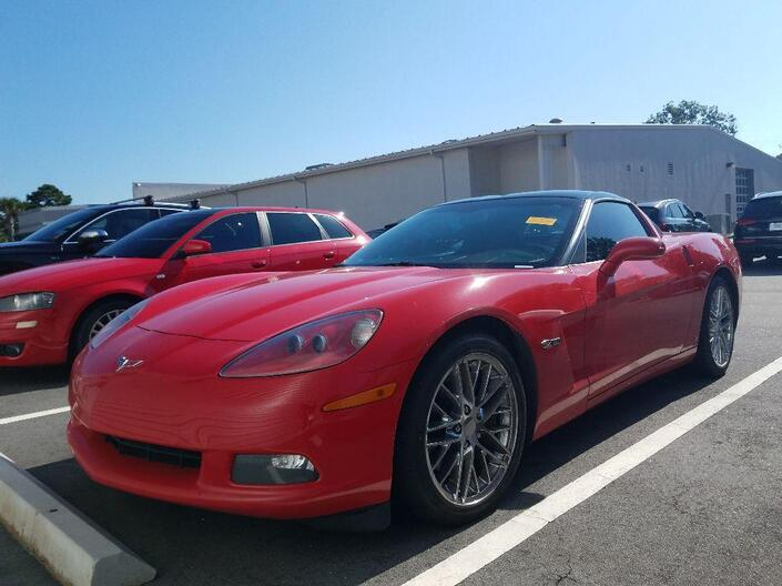2008 Chevrolet Corvette Base Columbia SC