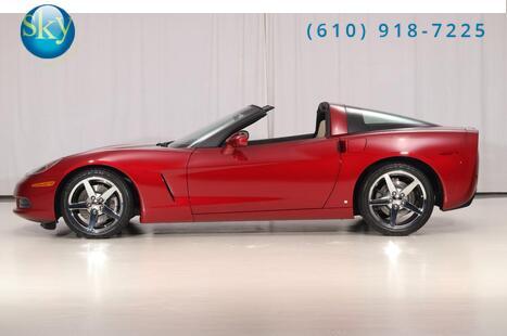 2008_Chevrolet_Corvette Coupe_3LT_ West Chester PA