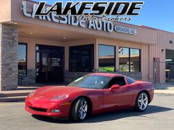 2008_Chevrolet_Corvette_Coupe LT3_ Colorado Springs CO