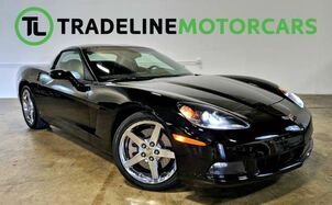 2008_Chevrolet_Corvette_LEATHER, POWER LOCKS, POWER WINDOWS AND MUCH MORE!!!_ CARROLLTON TX