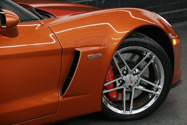 2008 Chevrolet Corvette Z06 2LZ Supercharged 2dr Coupe Chicago IL