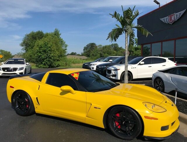 2008 Chevrolet Corvette Z06 600hp