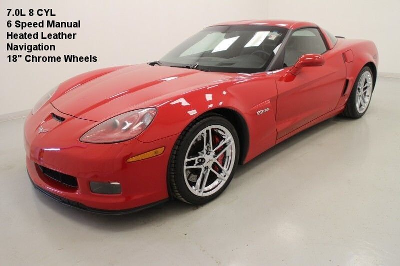 2008 Chevrolet Corvette Z06 Bonner Springs KS