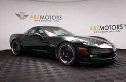 2008_Chevrolet_Corvette_Z06 Hennessey 750HP,HUD,Nav,6Speed,Heated Seats_ Houston TX