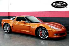 2008 Chevrolet Corvette Z06 Supercharged 2dr Coupe