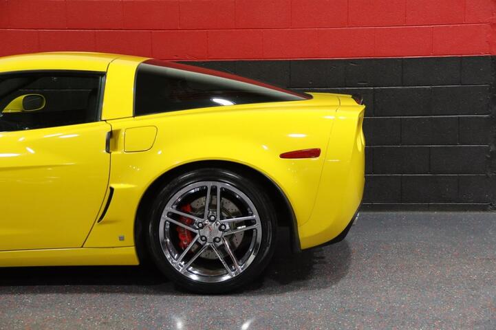 2008 Chevrolet Corvette Z06 w/2LZ 2dr Coupe Chicago IL