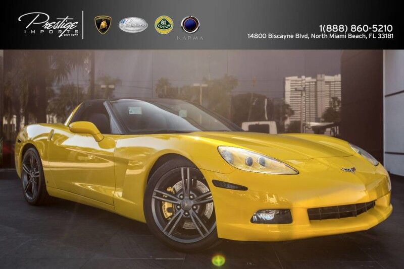 2008_Chevrolet_Corvette__ North Miami Beach FL