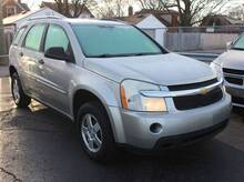 2008_Chevrolet_Equinox_LS 4dr SUV_ Chesterfield MI