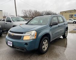 2008_Chevrolet_Equinox_LS_ Cleveland OH