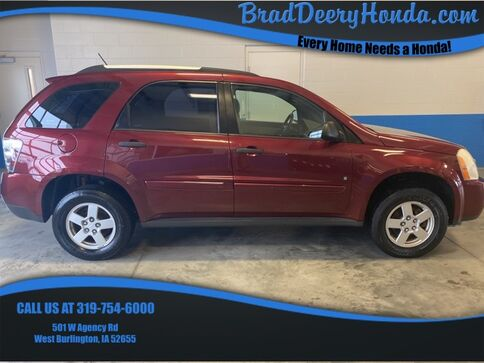 2008_Chevrolet_Equinox_LS_ West Burlington IA