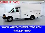 2008 Chevrolet Express 3500 ~ Plumber Body ~ Only 23K Miles!