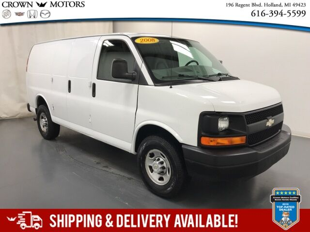2008 Chevrolet Express Van G2500HD Work Van Cargo Holland MI