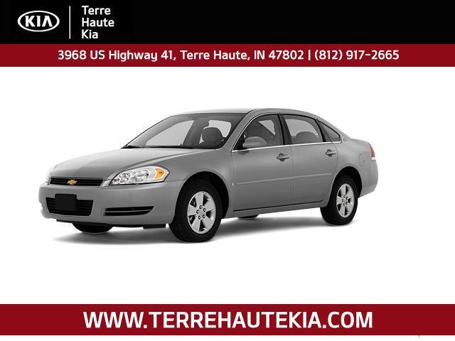 2008 Chevrolet Impala 4dr Sdn LS Terre Haute IN