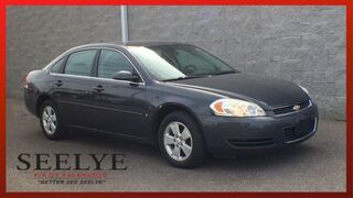 2008_Chevrolet_Impala_LT_ Battle Creek MI