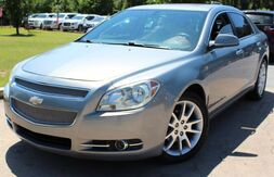 2008_Chevrolet_Malibu_LTZ - w/ LEATHER SEATS & SATELLITE_ Lilburn GA