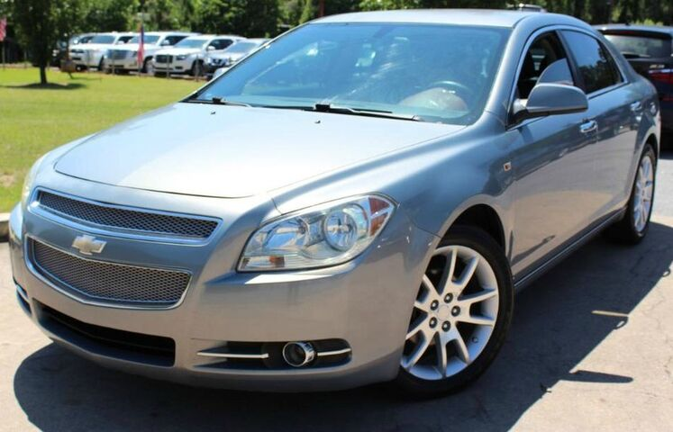 2008 Chevrolet Malibu LTZ - w/ LEATHER SEATS & SATELLITE Lilburn GA