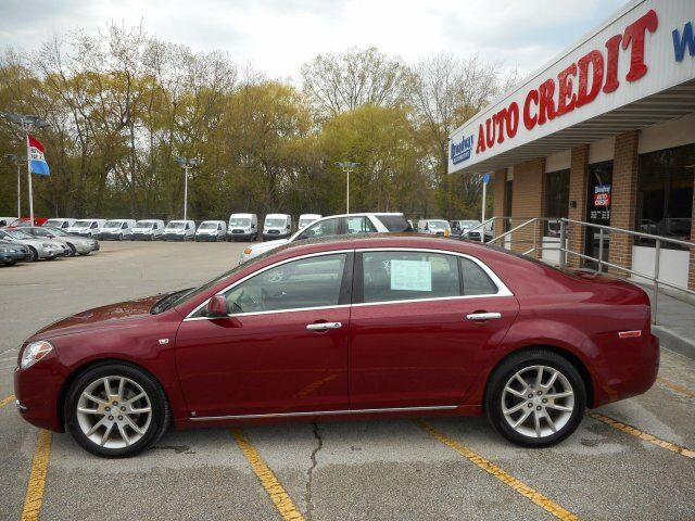 2008 Chevrolet Malibu LTZ Green Bay WI