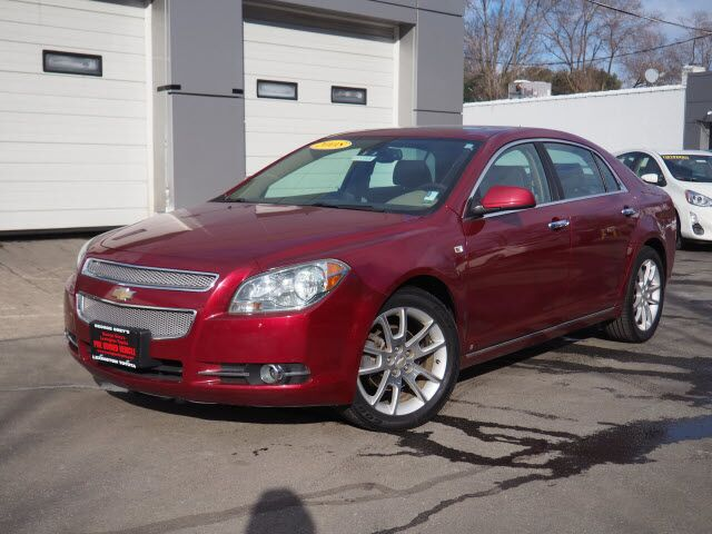 2008 Chevrolet Malibu LTZ Lexington MA