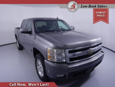 2008_Chevrolet_SILVERADO 1500_LTZ_ Salt Lake City UT