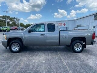2008 Chevrolet Silverado 1500 4WD Ext Cab 143.5 LT w/1LT Fort Scott KS