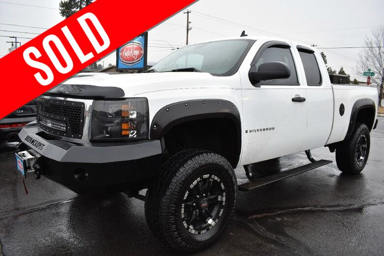 2008 Chevrolet Silverado 1500 4WD Ext Cab LT Bend OR
