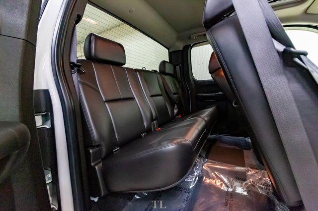 2008 Chevrolet Silverado 1500 4x4 Ext Cab LTZ GFX Leather Roof Red Deer AB
