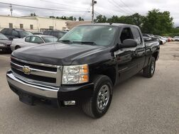 2008_Chevrolet_Silverado 1500 Extended Cab_LS 4WD_ Cleveland OH