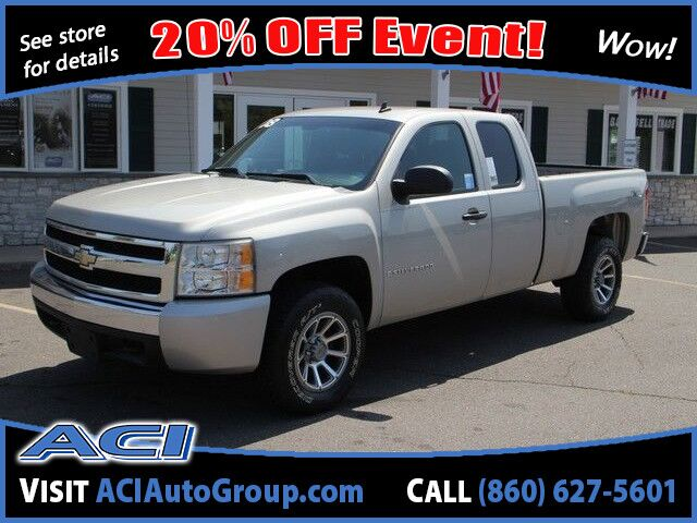 2008 Chevrolet Silverado 1500 LT w/1LT East Windsor CT