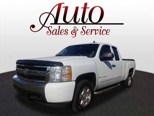 2008 Chevrolet Silverado 1500 LT1 Ext. Cab Std. Box 2WD Indianapolis IN
