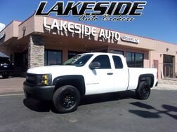 2008_Chevrolet_Silverado 1500_LT1 Ext. Cab Std. Box 4WD_ Colorado Springs CO