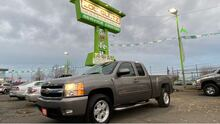 2008_Chevrolet_Silverado 1500_LTZ Ext. Cab Std. Box 4WD_ Eugene OR