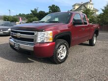 2008_Chevrolet_Silverado 1500_Work Truck Ext. Cab Short Box 4WD_ Woodbine NJ