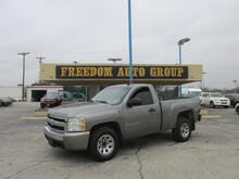 2008_Chevrolet_Silverado 1500_Work Truck_ Dallas TX