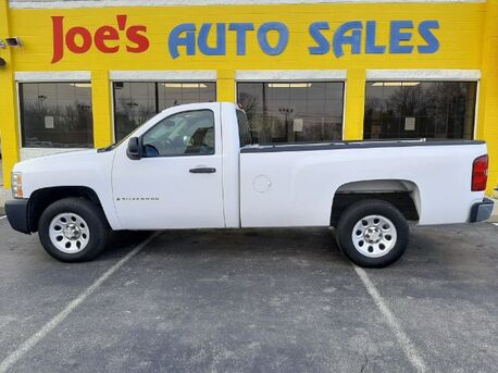 2008_Chevrolet_Silverado 1500_Work Truck Long Box 2WD_ Indianapolis IN