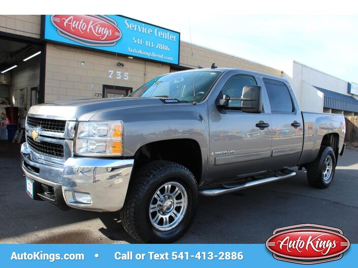 2008 Chevrolet Silverado 2500HD 4WD Crew Cab Bend OR