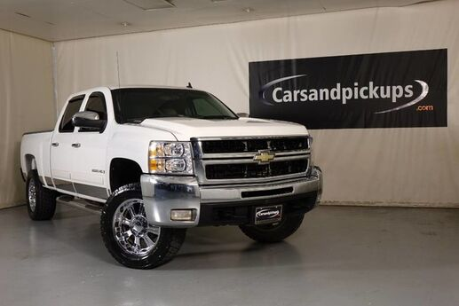 2008 Chevrolet Silverado 2500HD LT Dallas TX