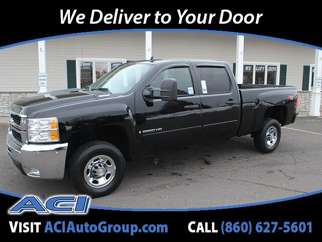 2008 Chevrolet Silverado 2500HD LT w/1LT East Windsor CT