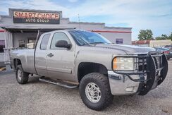 2008_Chevrolet_Silverado 2500HD_LT1 Ext. Cab Std. Box 4WD_ Houston TX