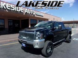 2008_Chevrolet_Silverado 2500HD_LTZ Crew Cab Std. Box 4WD_ Colorado Springs CO