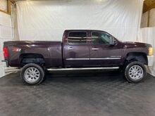 2008_Chevrolet_Silverado 2500HD_LTZ Crew Cab Std. Box 4WD_ Middletown OH